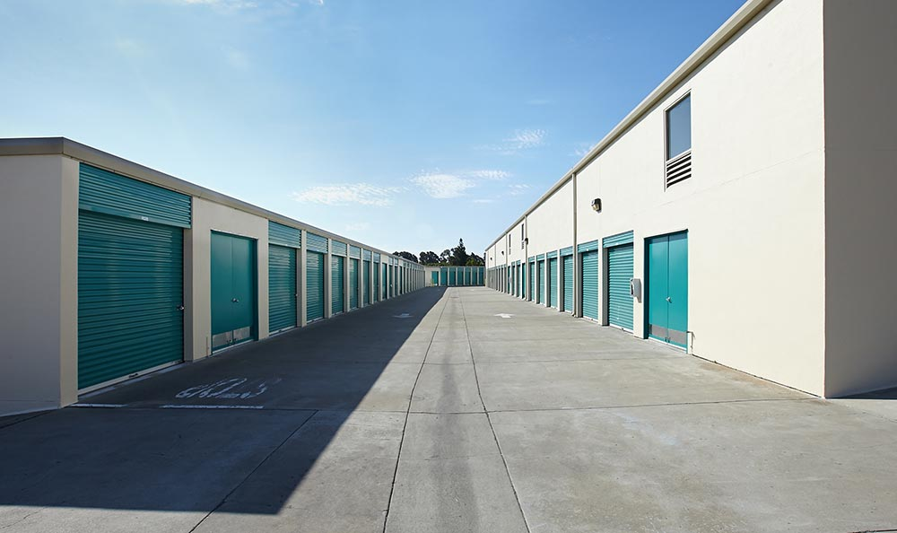 Self storage units in san ramon