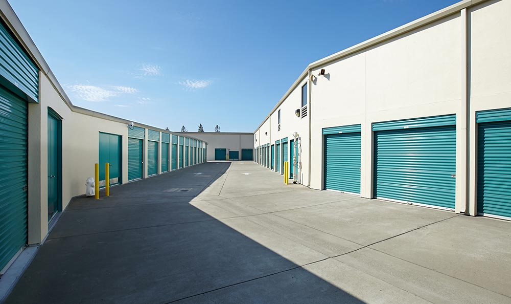 Storage units in san ramon
