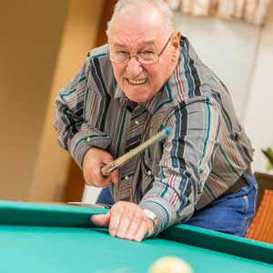 We offer many services in our Bismarck Senior Living facility