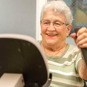 Our senior living in Bismarck, ND offers many activities and an active lifestly