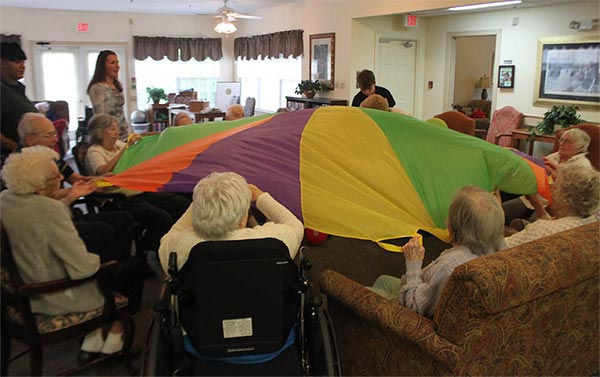 Calendar of Events at Heritage Green Assisted Living