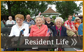 Cardinal Village in Sewell, NJ provides a superior quality of life.