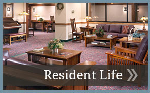 Belle Reve Senior Living in Milford, PA provides a superior quality of life.