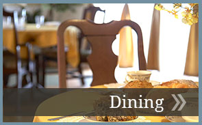 Information about Heritage Hill Senior Community's dining services.