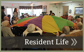 Heritage Green Assisted Living in Mechanicsville, VA provides a superior quality of life.