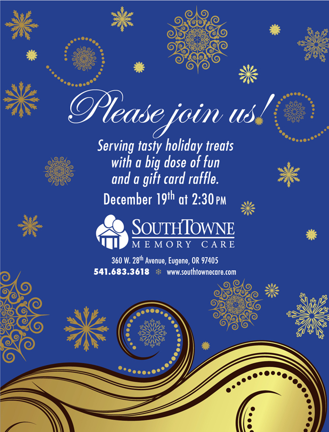 SouthTowne holiday party 2014