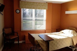 Private room at bryn mawr senior living