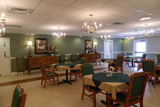 Chatham skilled nursing group dining
