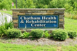 Chatham skilled nursing sign