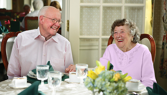 Enjoy the perks of assisted living in White River Junction, VT.
