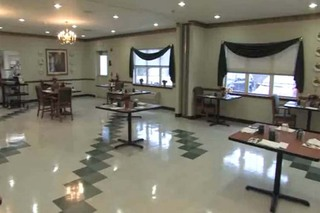 Scranton dining room at skilled nursing