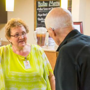 We offer many services in our Helena Senior Living facility