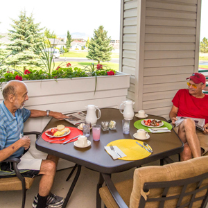 Our Helena, MT Senior Living offers many life enrichment and wellness servies