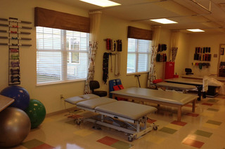Gym at fort wayne skilled nursing