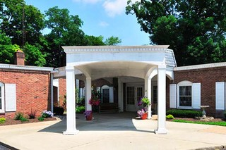 Building entry to skilled nursing in painesville