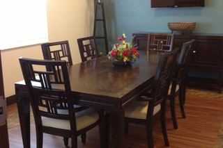Private dining residence at skilled nursing in lynchburg