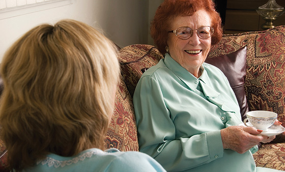 Short term stays and respite care at our location in Hanover, NH