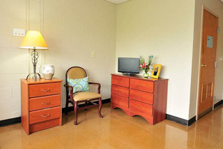 Dressers at university manor health care