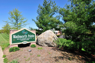 Wadsworth pointe sign