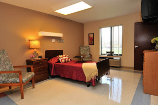 Room at walton manor health care