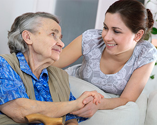 Respite care at the senior living facility in Nashville