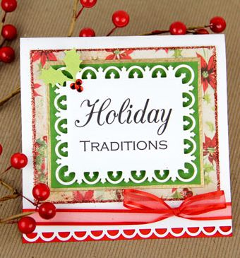 Holidays Perfect for Sharing Traditions & Creating New Ones