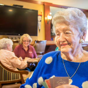 Our Spokane, WA Senior Living offers many life enrichment and wellness servies