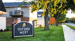 Information about the neighborhood surrounding our Oxford apartments