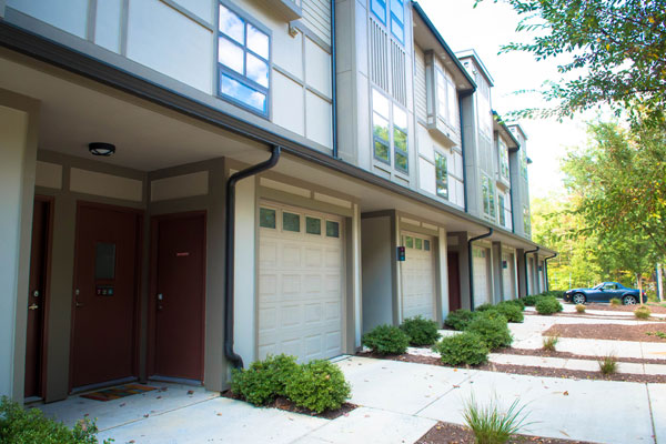 North chapel hill townhomes