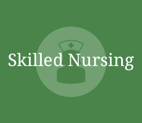 skilled nursing from Kempsville Health & Rehab Center