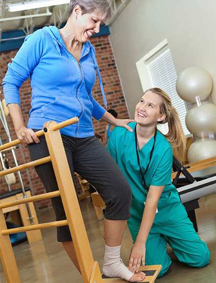 Rehabilitation in Chesapeake VA