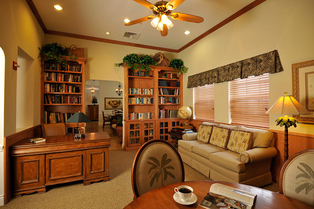 Library tequesta terrace senior living