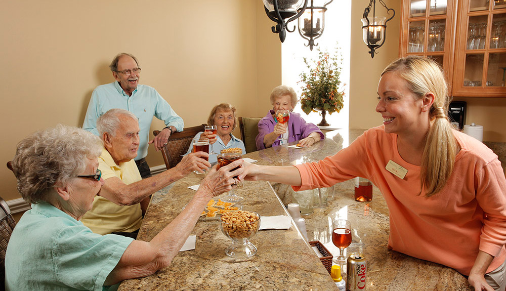 Why choose assisted living tequesta terrace in tequesta for Terrace senior living