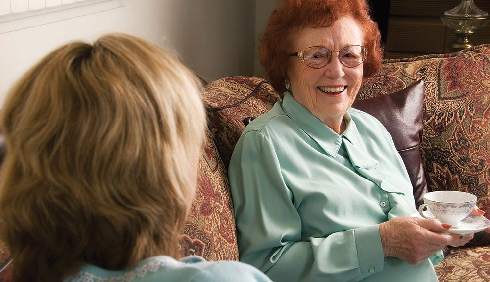 Respite care stays offered in Scarborough, ME.