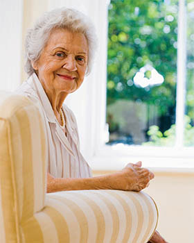 Tequesta FL senior living floor plans available at Tequesta Terrace.