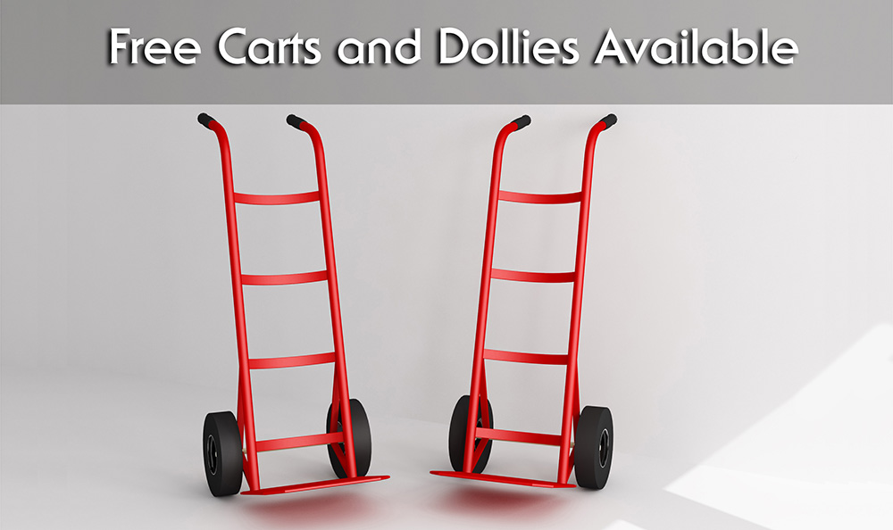 Free carts dollies