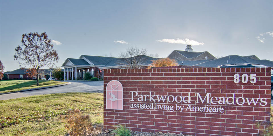 Our assisted living community in Ste Genevieve, MO.
