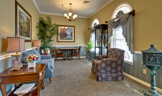Assisted living interior in jackson