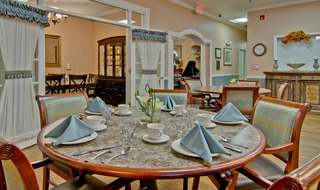 Jackson assisted living diner