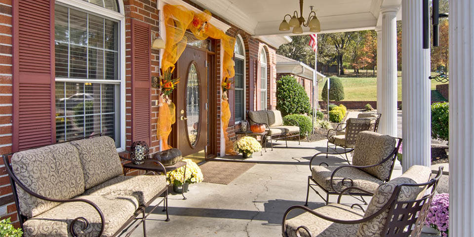 Our assisted living community in Ripley, TN.