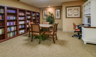 Farmington assisted living table