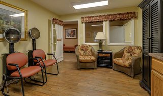 Farmington senior living hair salon