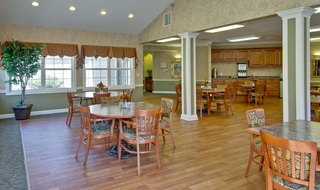 Dining services for ashland senior assisted living