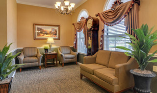 Assisted living community seating in cape girardeau