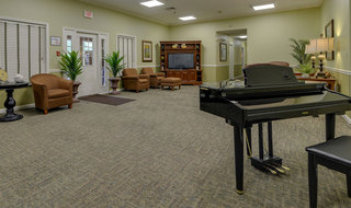 Community area in cape girardeau assisted living