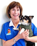 Paula-licensed-veterinary-technician-clocktower