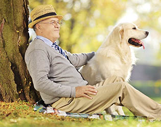 Monterey Village is a pet friendly senior living community in Lawrence, KS.