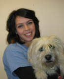 Amanda-is-a-veterinarian-at-animal-hospital-in-homer-glen