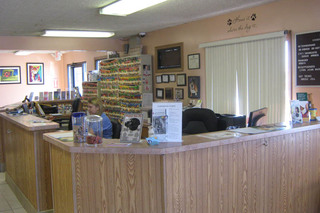 Friendly pet owning staff at your local veterinarian in homer glen