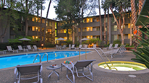 Learn more about the amenities offered at Palo Alto Plaza Apartments